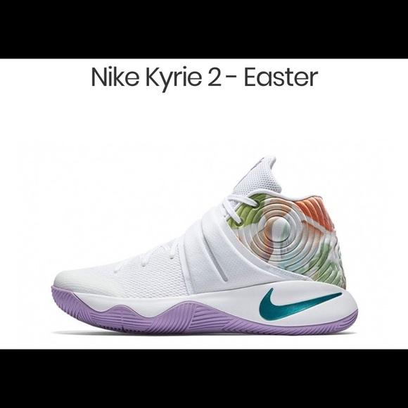 newest 23282 81de9 Nike Kyrie 2 Easter. M 5b9adc02c61777c7b1b0f6f0